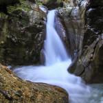 Canyon Alto Gualtieri Sicaminò - terza cascata-1125